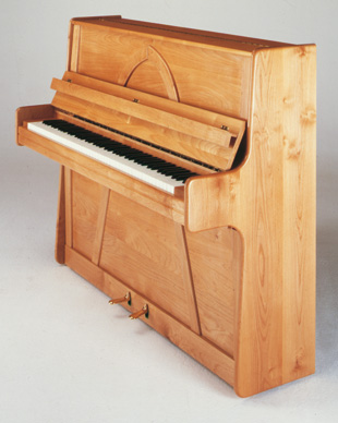 R. Schnell Pianos - Modell Natura